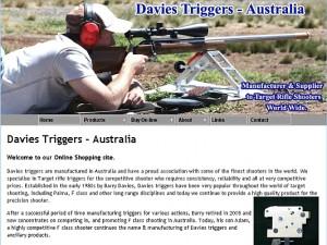 Davies Triggers - Australia