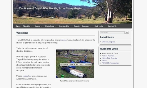 Tumut Rifle Club