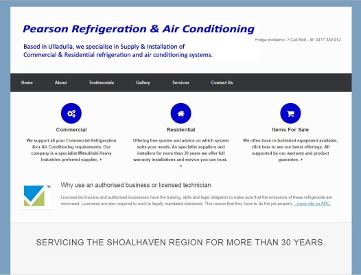 Ulladulla Refrigeration & Air-conditioning