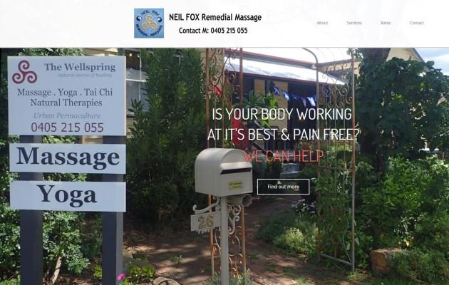 Neil Fox Remedial Massage