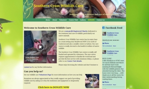 Southern Cross Wildlife Care