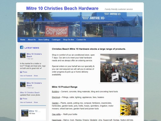 Mitre-10 Christies Beach