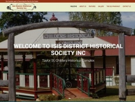 Isis District Historical Society