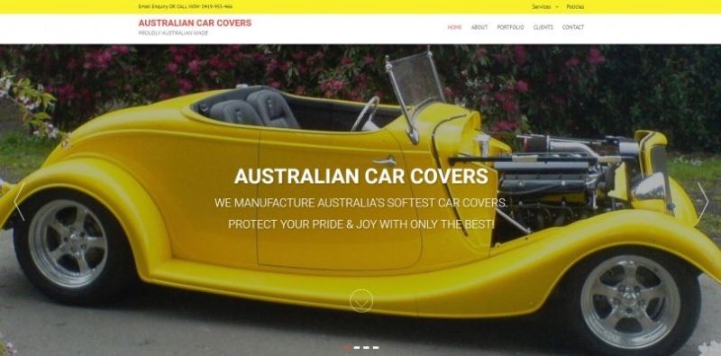 Australian Car Covers
