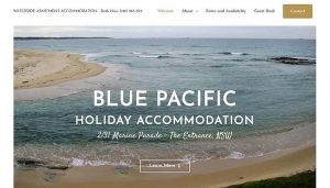 Blue Pacific Accommodation at The Entrance