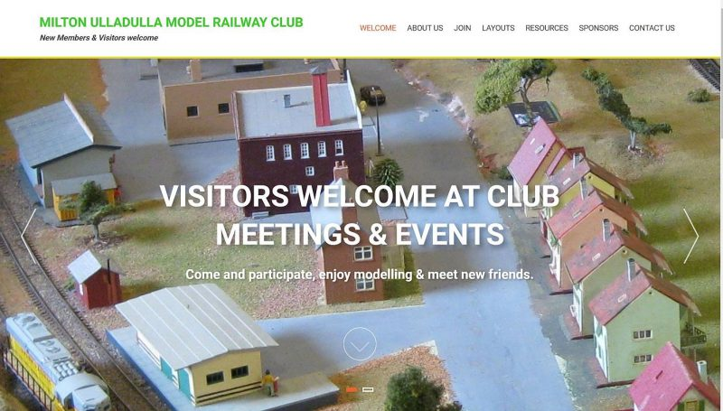 Milton Ulladulla Model Railway Club