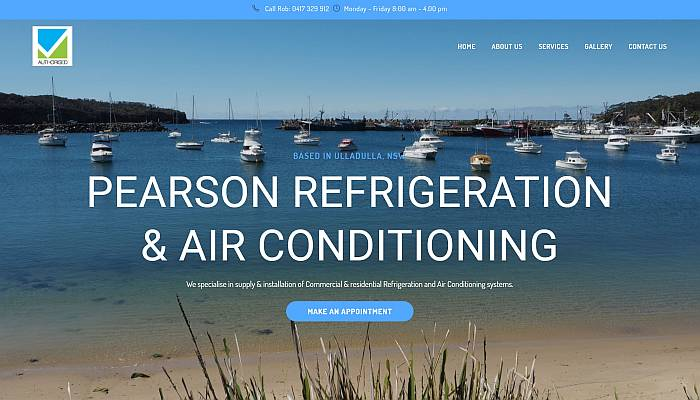 Pearson Refrigeration & Air-conditioning