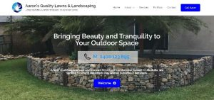 Aarons Quality Lawns and Landscaping