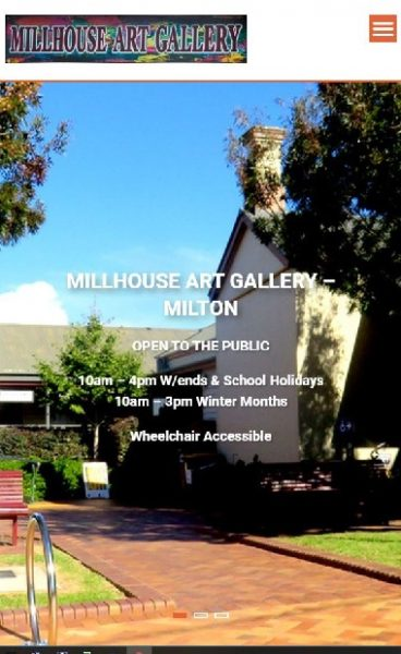 Millhouse Art Society website by Dennis Gullan