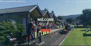 Penwood Railroad website